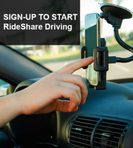Rideshare Partner Getting Uber Rideshare Drivers On The Road